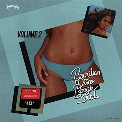 Charles Maurice - Brazilian Disco Boogie Sounds Volume 2, 1977-1984