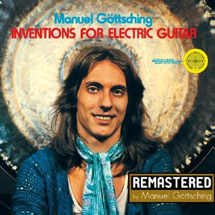Manuel Göttsching - Inventions For Electric Guitar (Remastered, LP)