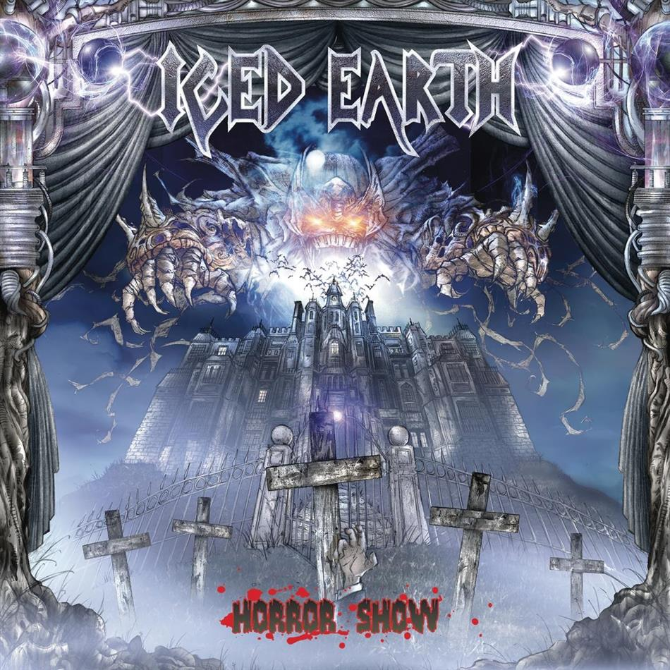 Iced Earth - Horror Show - Reissue 2016 (LP)