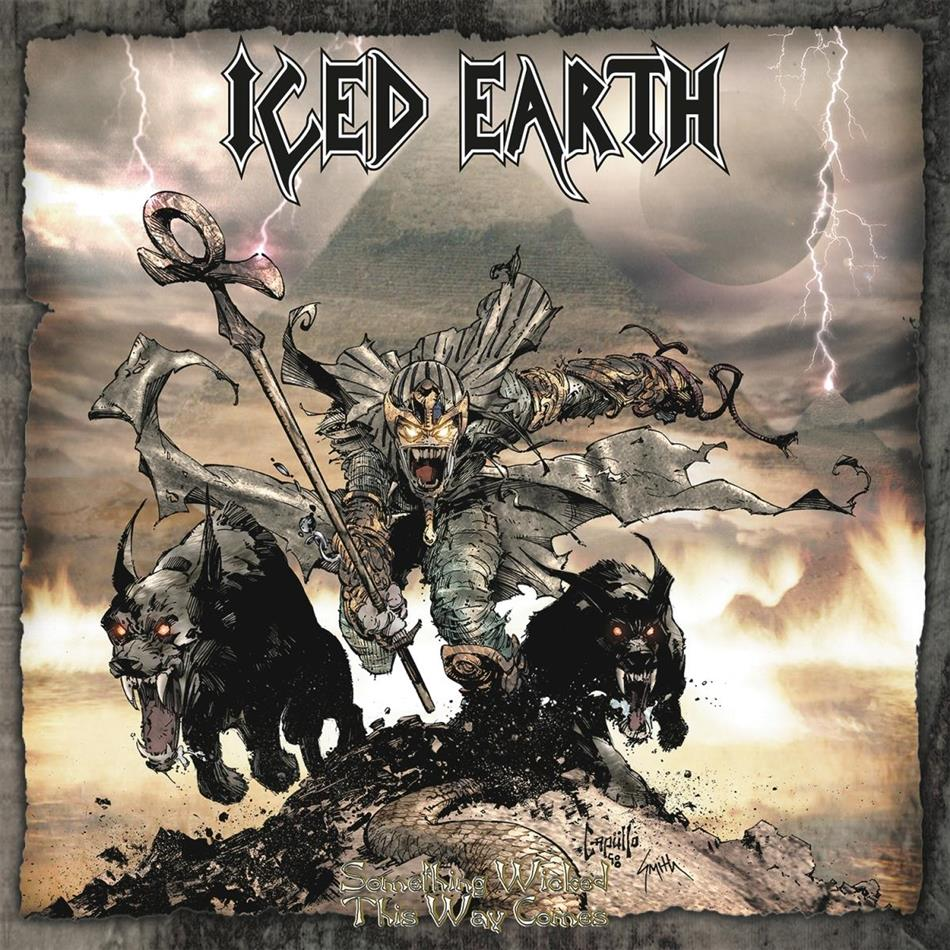 Iced Earth - Something Wicked This Way Comes - Reissue 2016 (2 LPs)