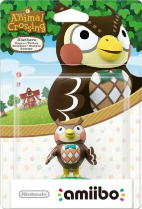 Amiibo Animal Crossing Eugen