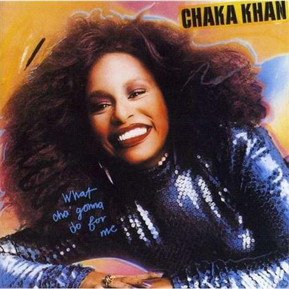 Chaka Khan - What Cha' Gonna Do For Me (Expanded Edition, Remastered)