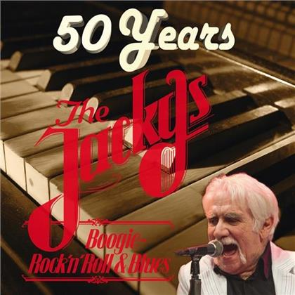 The Jackys - 50 Years (CD + DVD)