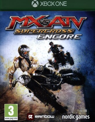 MX vs ATV: Supercross Encore