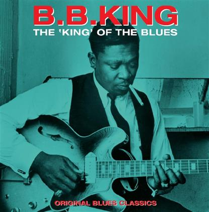 B.B. King - King Of The Blues - No Frills Records (LP)