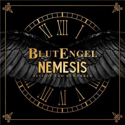 Blutengel - Nemesis - Best Of & Reworked (Limited Edition Boxset, 2 CDs + DVD)