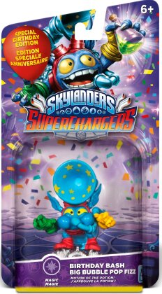 Skylanders SuperChargers ExClusive Big Bubble Pop Fizz