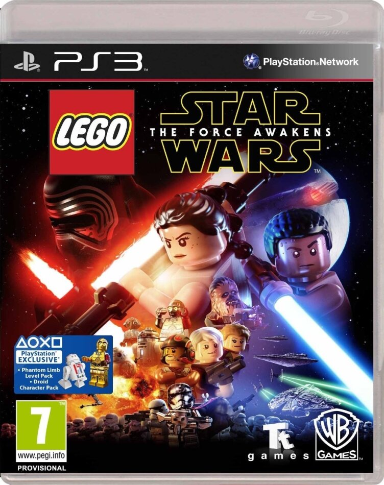 LEGO Star Wars 7: The Force Awakens (Day One Edition)