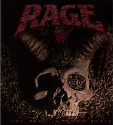 The Rage - Devil Strikes Again (Limited Edition, 2 CDs)
