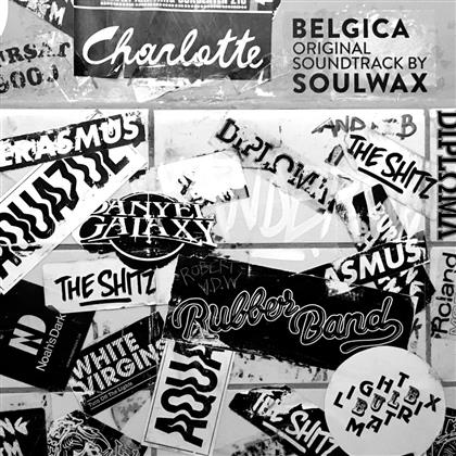 Soulwax - Belgica - OST (2 LPs + Digital Copy)