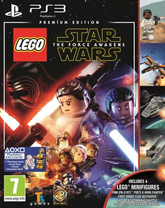 LEGO Star Wars 7: The Force Awakens (Toy Edition)