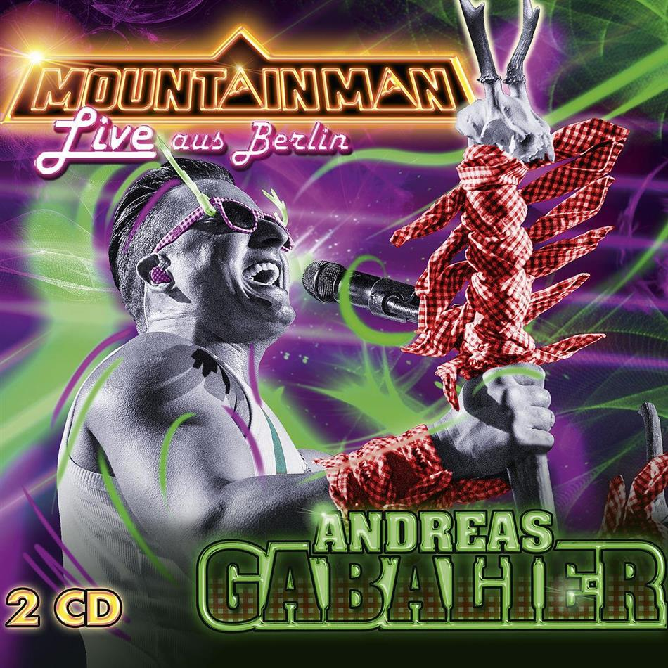 Andreas Gabalier - Mountain Man - Live Aus Berlin (2 CD)