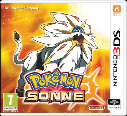 Pokemon Sonne