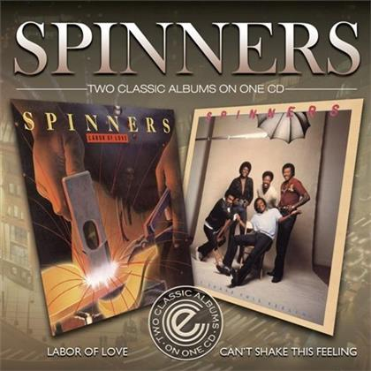 The Spinners - Can''t Fake The Feelin / Labor Of Love (Remastered)