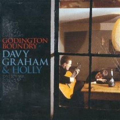 Davy Graham - Godington Boundry (Remastered, LP)