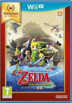 Nintendo Selects : The Legend of Zelda - The Wind Waker HD