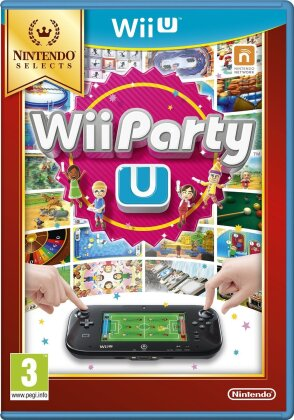 Nintendo Selects : Wii Party U