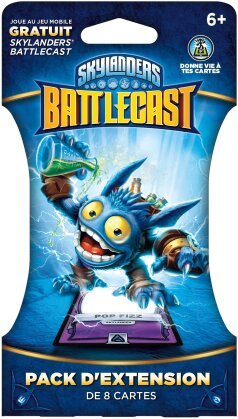Skylanders Battlecast Booster Pack Sleeve