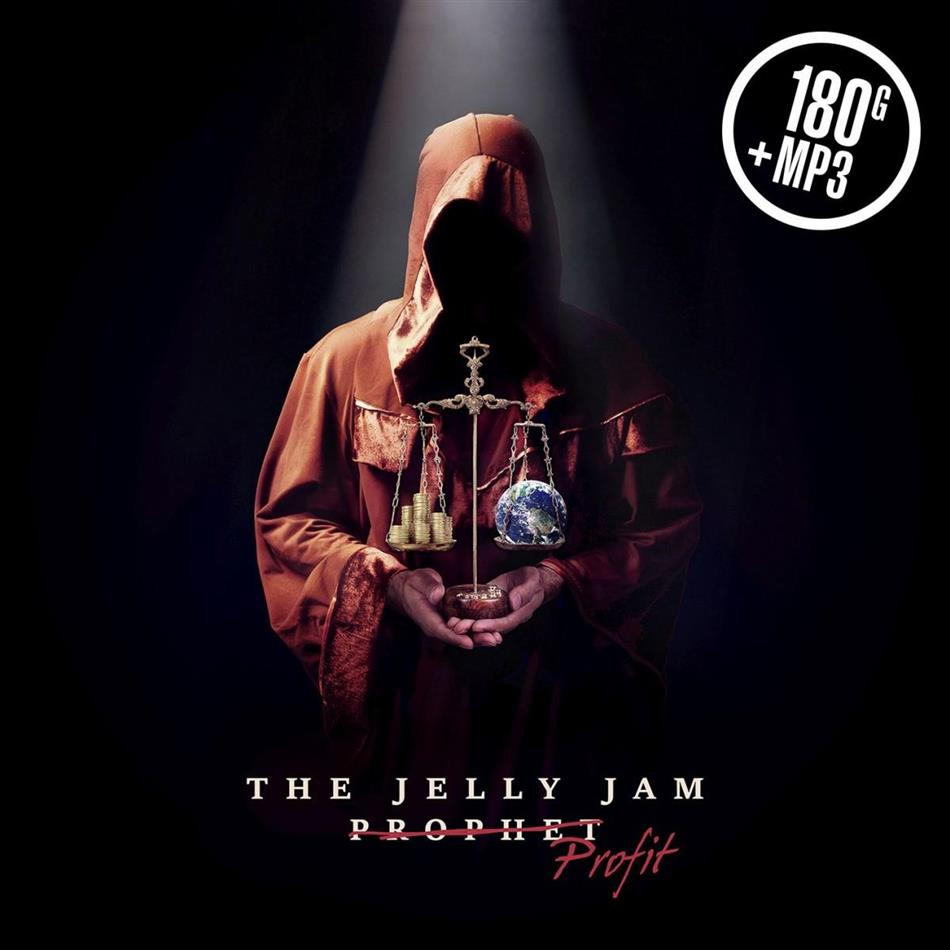 Jelly Jam - Profit (LP + Digital Copy)