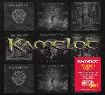 Kamelot - Where I Reign - Very Best (2 CDs)