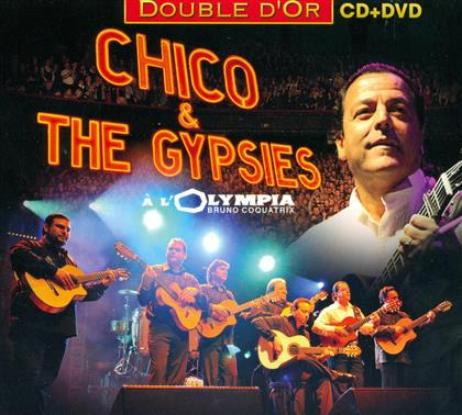 Chico & Les Gypsies (Gipsy Kings) - Live A L'Olympia - Re-Release (CD + DVD)