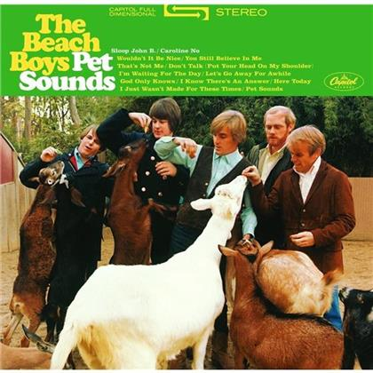 The Beach Boys - Pet Sounds - 50th Anniversary Limited Boxset (Versione Rimasterizzata, 4 CD + Blu-ray)