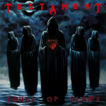 Testament - Souls Of Black - Music On Vinyl (Colored, LP)