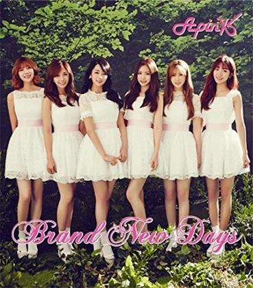 Apink (K-Pop) - Brand New Days (Limited Edition)