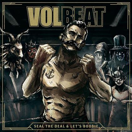 Volbeat - Seal The Deal & Let's Boogie (2 LPs + CD)