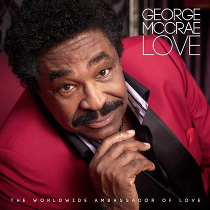 George McCrae - Love - Bluray Only!! Keine CD!!!