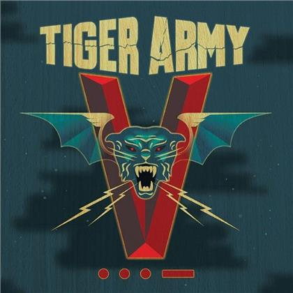 Tiger Army - V (LP + Digital Copy)