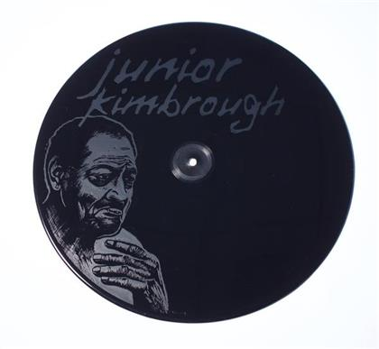 "Junior Kimbrough - I Gotta Try You Girl - 12 Inch, Daft Punk Mix (12"" Maxi)"
