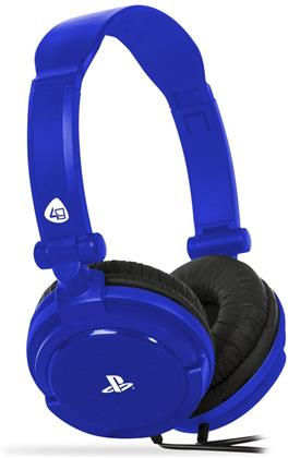 PRO4-10 Stereo Gaming Headset - blue