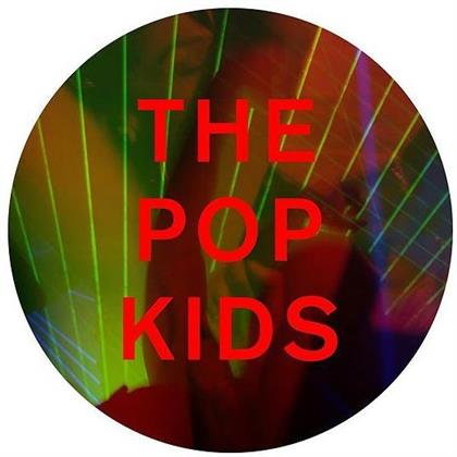 "Pet Shop Boys - Pop Kids - White Vinyl/UK Edition (12"" Maxi)"