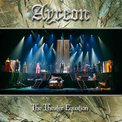 Ayreon - Theater Equation (Digipack, 2 CDs + DVD)