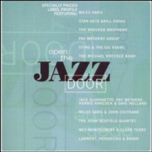 Open The Jazzdoor