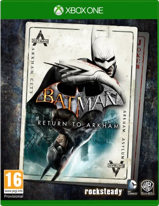 Batman HD Collection