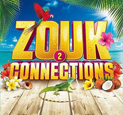 Zouk Connections - 2 (4 CDs)