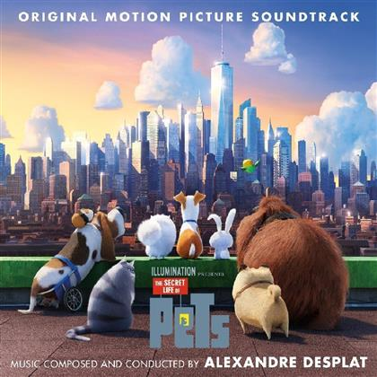 Alexandre Desplat - The Secret Life Of Pets - OST (Digipack, CD)