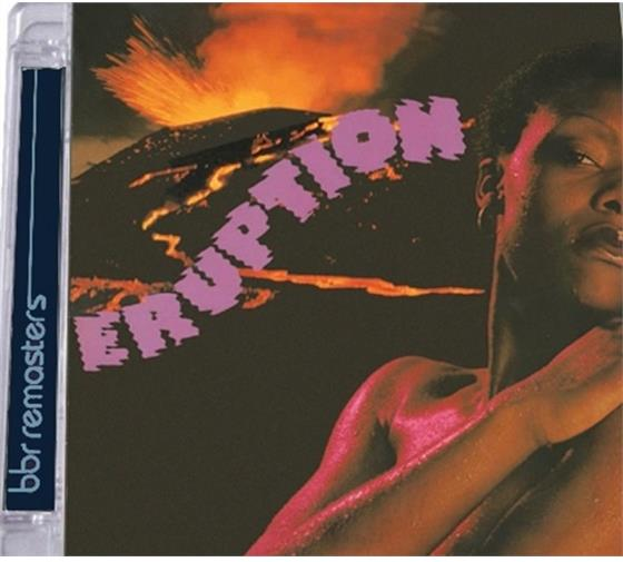 Eruption feat. Precious Wilson - --- (Extended Edition, Remastered)