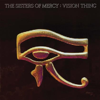 The Sisters Of Mercy - Vision Thing(Vinyl Box Set) (4 LPs)