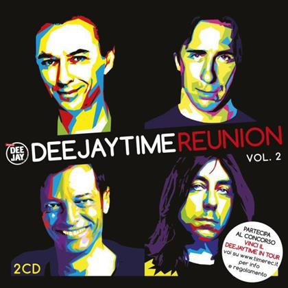 Deejay Time Reunion - Various - Vol. 2 (2 CDs)