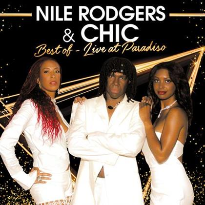 Nile Rodgers & Chic - Best of - Live at Paradiso (CD + DVD)