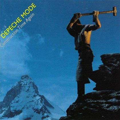 Depeche Mode - Construction Time Again - 2016 Reissue (LP)