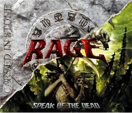The Rage - Carved In Stone - 2016 Version (2 CDs)