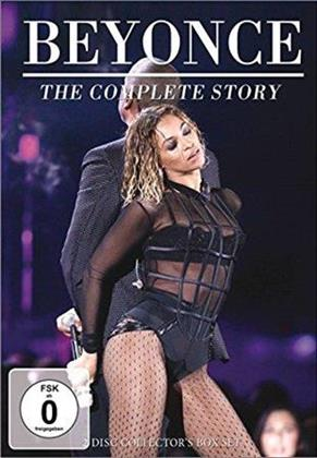 Beyonce (Knowles) - The Complete Story (CD + DVD)