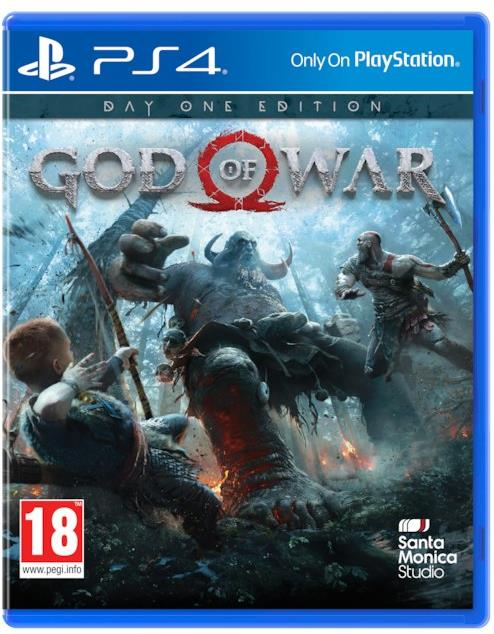 God of War (2018) (Day One Edition)