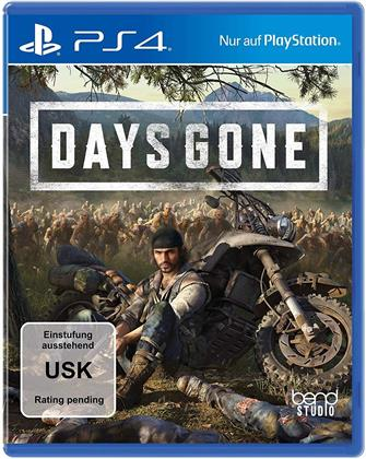 Days Gone (German Edition)