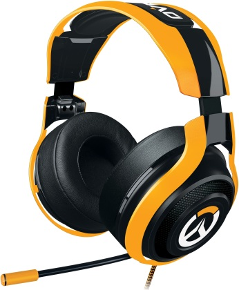 Razer Man O'War Overwatch Tournament Edition Gaming Headset