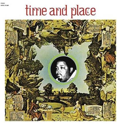 Lee Moses - Time & Place (Remastered, Colored, LP)